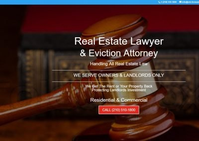 Eviction San Antonio Law Firm
