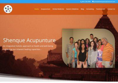 Shenque Acupuncture